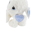 Precious Moments, Luffie Lamb Plush Toy, Polyester Fibers, White, 8 inches