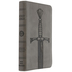 ESV Compact Bible, TruTone, Silver, Sword Design