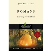 Lifeguide Bible Studies Series: Romans: Becoming New in Christ