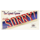 Winning Moves Games, Sorry Classic Board Game, Ages 6 & Older, 1-4 Players