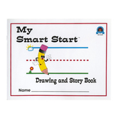 Teacher Created Resources, Smart Start Drawing and Story Book Journal, Grades K-1