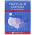 Memoria Press, States and Capitals, Student Workbook, Paperback, 93 Pages, Grades 3-6