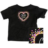 New Ewe, Child of God, Baby Short Sleeve T-Shirt, Black, 6 Months-24 Months