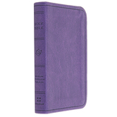 ESV Vest Pocket New Testament with Psalms and Proverbs, TruTone, Multiple Colors Available