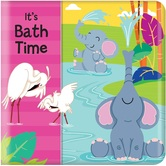 It's Bath Time, My Bath Book, by Karina Dupuis & Marine Guion, Bath Book