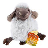 Folkmanis, Bleating Sheep Hand Puppet, 15 x 7 x 8 inches