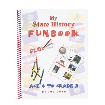 A Helping Hand, My State History Funbook Missouri Set, Grades PreK-2