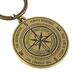 Dickson's Gifts, Jeremiah 29:11 Keyring, Metal, Gold