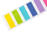 Schoolgirl Style, Twinkle Twinkle You're A Star Vertical Rainbow Stripes Straight Borders Trim, 36 Feet