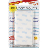Removable Chart Mounts