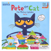 Briarpatch, Pete The Cat Missing Cupcakes Board Game, Supports 3-4 Players, Ages 3 & Older