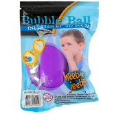Heebie Jeebies, Bubble Ball, 2 Pieces, Ages 3 and up
