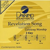 Revelation Song, Accompaniment Track, As Made Popular by Gateway Worship, CD