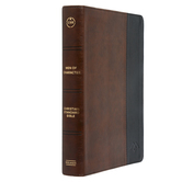 CSB Men of Character Bible, Imitation Leather, Multiple Colors Available