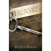Heaven... Who's Good Enough to Get In? Tracts, Set of 25