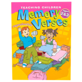RoseKidz, Teaching Children Memory Verses Activity Book, Reproducible, Paperback, 96 Pages, Ages 2-3