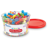 Learning Resources, All About Me Family Counters, Set of 72