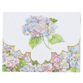 Carol Wilson, Hydrangeas Note Card Portfolio, 10 Cards with Envelopes