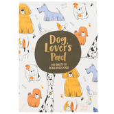 Eccolo Ltd., Dog Lover's Notepad, 5 x 7 inches, 100 Sheets