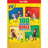 100 Singalong Bible Songs 3-pack