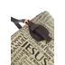 Dicksons, Names of Jesus Purse-Style Bible Cover, Canvas, Large