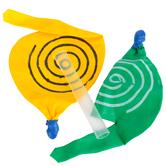 Heebie Jeebies, UFO Balloons, Ages 8-12, Set of 2