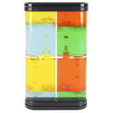 Westminster, Liquidity Color Rush, Art & Motion, Multi-Colored, 3 x 5 Inches, Grades 1-Adult