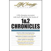 1 & 2 Chronicles, LifeChange Bible Study Series, by Discipleship Journal