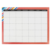 Colorfetti Collection, Calendar Chart, Customizable, Multi-Colored, 22 x 28 Inches, 1 Each