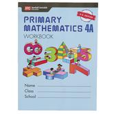 Singapore Math Primary Math Workbook 4A US Edition, Grade 4