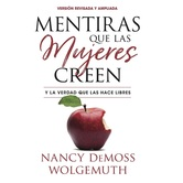 Mentiras Que las Mujeres Creen, by Nancy DeMoss Wolgemuth, Paperback