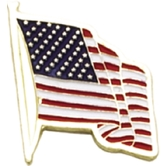 Abbey and CA Gift, U.S. Flag Lapel Pin