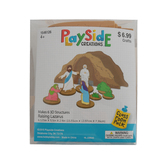 Playside Creations, 3D Foam Raising Lazarus Kit, Classroom Pack, Ages 4 and up