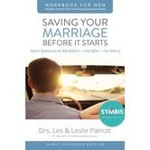 Saving Your Marriage Before It Starts Workbook for Men, by Les Parrott & Leslie Parrott, Paperback