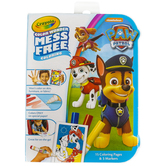 Crayola, Color Wonder Mess Free Paw Patrol On-The-Go Coloring Kit, Ages 3 and up, 18 Pieces
