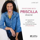 Devotions with Priscilla: Volume 2, by Priscilla Shirer, Audiobook