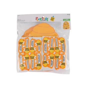 Playside Creations, Beatitudes Foam Kit, Multi-Colored, 12 Kits