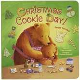 Christmas Cookie Day, by Tara Knudson & Pauline Siewert, Board Book
