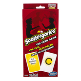 Winning Moves Games, Scattergories: The Card Game, Ages 8 & Older, 2 Or More Players