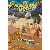Peril in the Palace, Adventures In Odyssey: Imagination Station, Book 3, by Marianne Hering