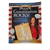 Zonderkidz, Our Constitution Rocks, by Juliette Turner, Grades 3-7