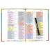 RVR 1960 Spanish Rainbow Study Bible, Hardcover