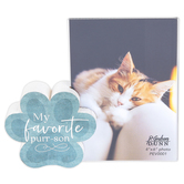 P. Graham Dunn, My Favorite Purr-Son Photo Frame, Holds 4 x 6 Photo, 6 1/2 x 6 inches