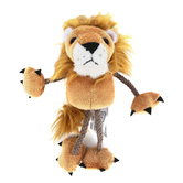 The Puppet Company, Lion Finger Puppet, 5 x 2 x 2 inches