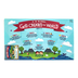 Salt & Light Kids, Days of Creation Learning Mat, Plastic, 11 1/2 x 17 1/2 Inches, Ages 4 and up