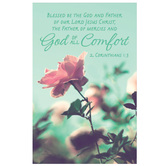 Salt & Light, God Of All Comfort Church Bulletins, 8 1/2 x 11 inches Flat, 100 Count