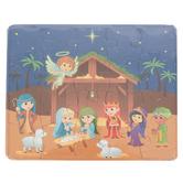 Happy Birthday Jesus Cardboard Puzzle, Multi-Colored, 20 Piece Puzzle