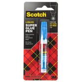 Scotch, Liquid Super Glue Pen, 2 grams