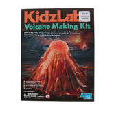 4M KidzLabs, Volcano Making Kit, 15 pieces, Ages 8 and up