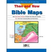 Then & Now Bible Map Book (original), by Rose Publishing